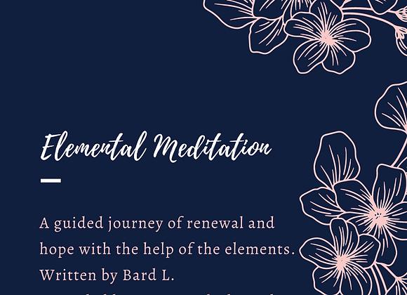 Elemental Meditation