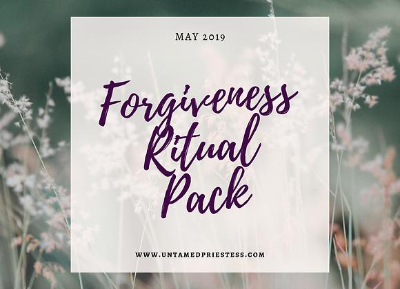 Forgiveness Ritual Pack