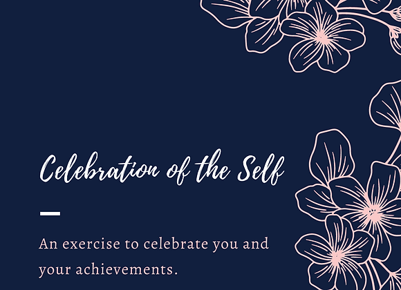 Celebration of Self Meditation