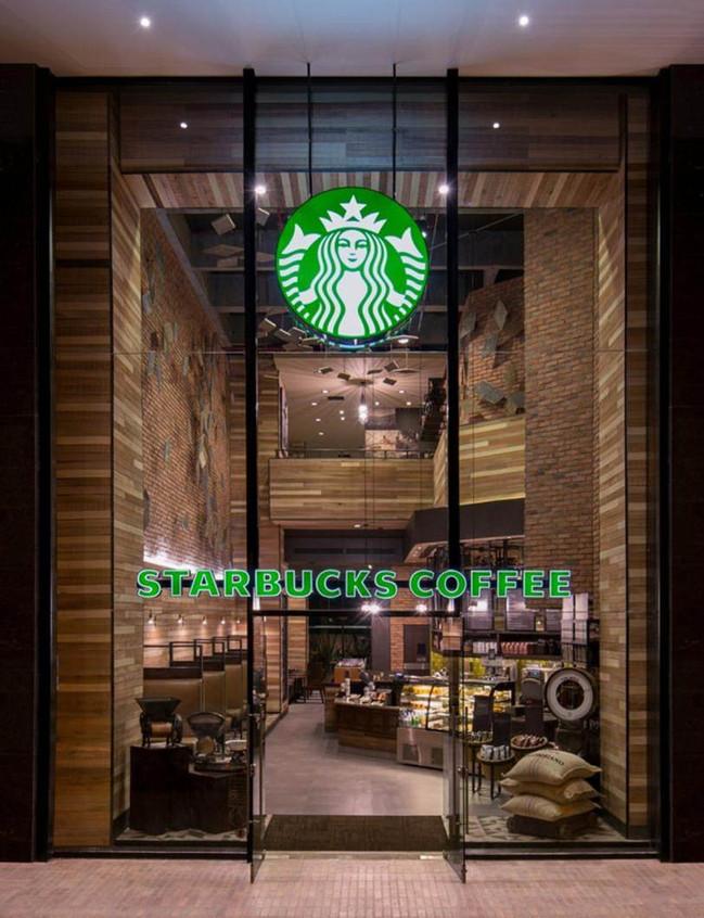 Torre 95 | Colombia | Starbucks