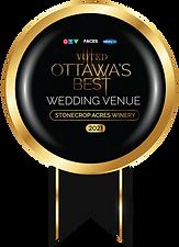 Award Button - Wedding Venue[25744].png