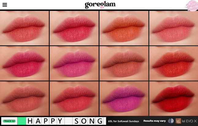 GOREGLAM - 'Happy Song' .png
