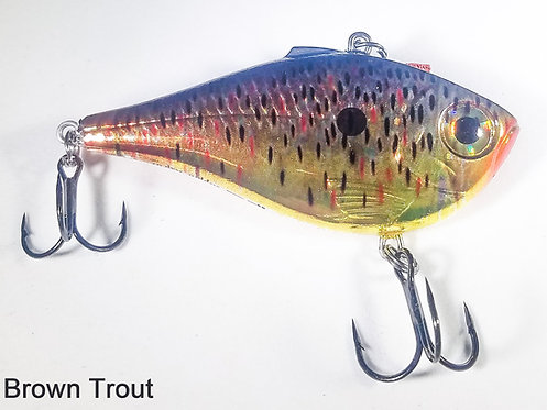 Brown Trout Hard Baits