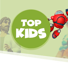 Mets tes écoute coeur est sur Top Kids !