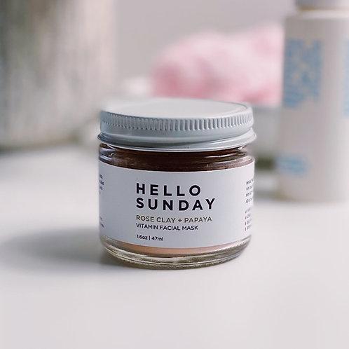 Hello Sunday 'Vitamin Facial Mask'