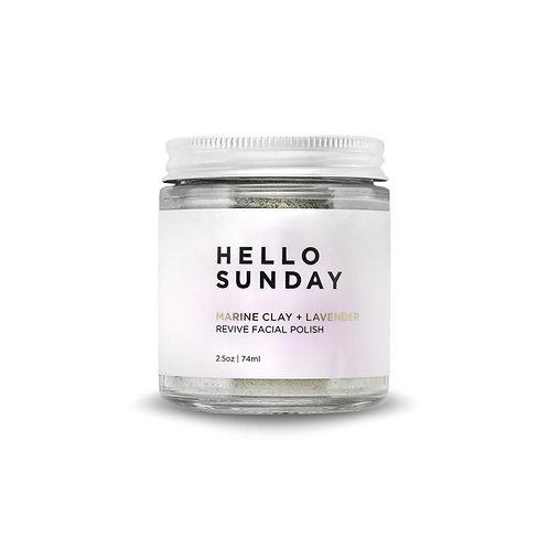 Hello Sunday 'Revive Facial Polish'
