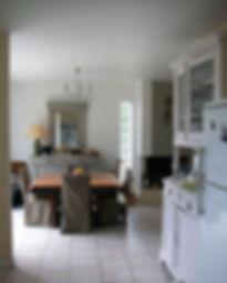 villa maison vacances location saisonnière arès bassin d'arcachon famille confort wifi 3 chambres retraité enfant animal