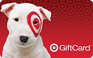 Target gift cards for employees