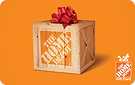 Home Depot gift cards for employees