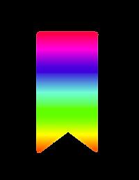 Rainbow Ribbon Level