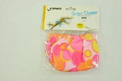 Girl Swim Diaper - 1