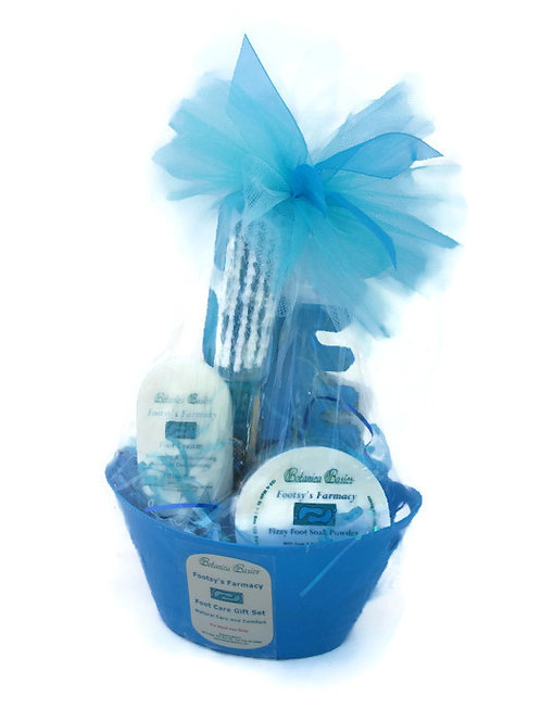 Footsy's Farmacy Foot Care Gift Set