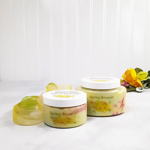 Spring Bouquet Whipped Sugar Body Polish
