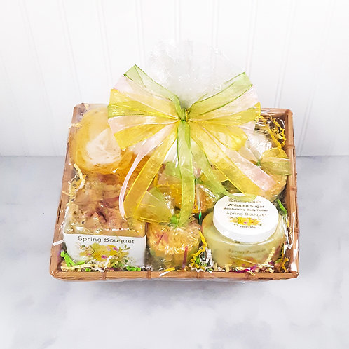 Spring Bouquet Grand Gift Set