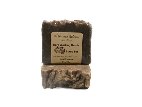Hard Working Hands Scrub Bar