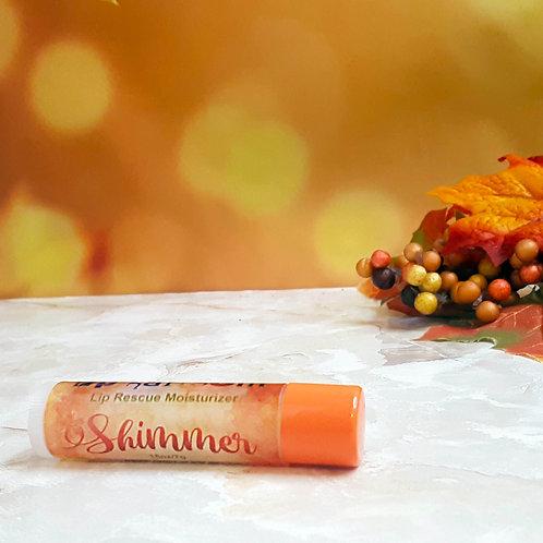 Shimmer Lip Rescue Moisturizer