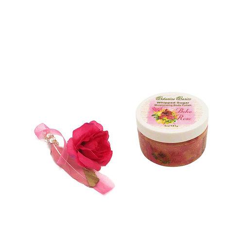 Boho Rose Whipped Sugar Body Polish