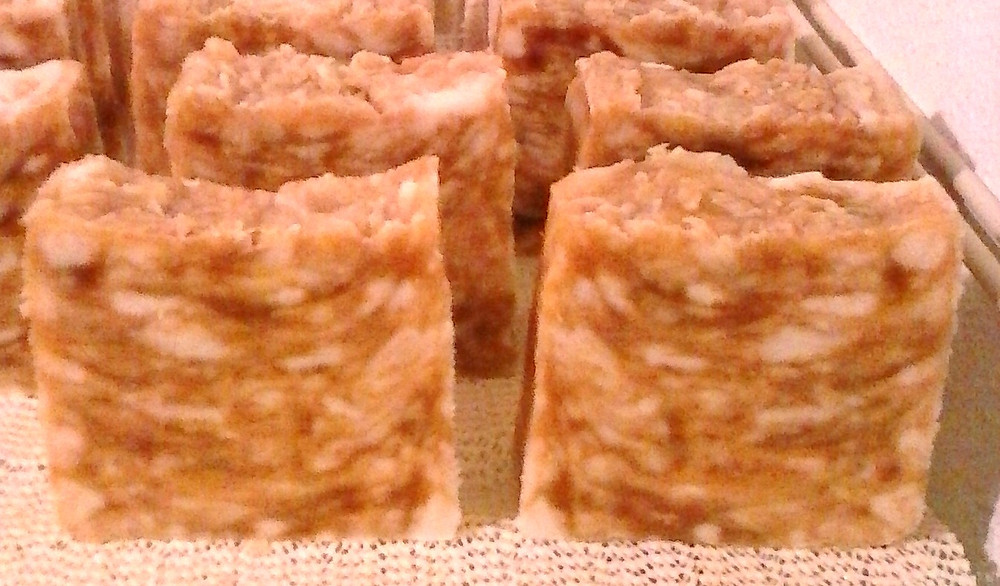 Oatmeal Milk & Honey Soaps