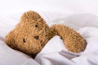 Snuggly Teddy precious keepsakes