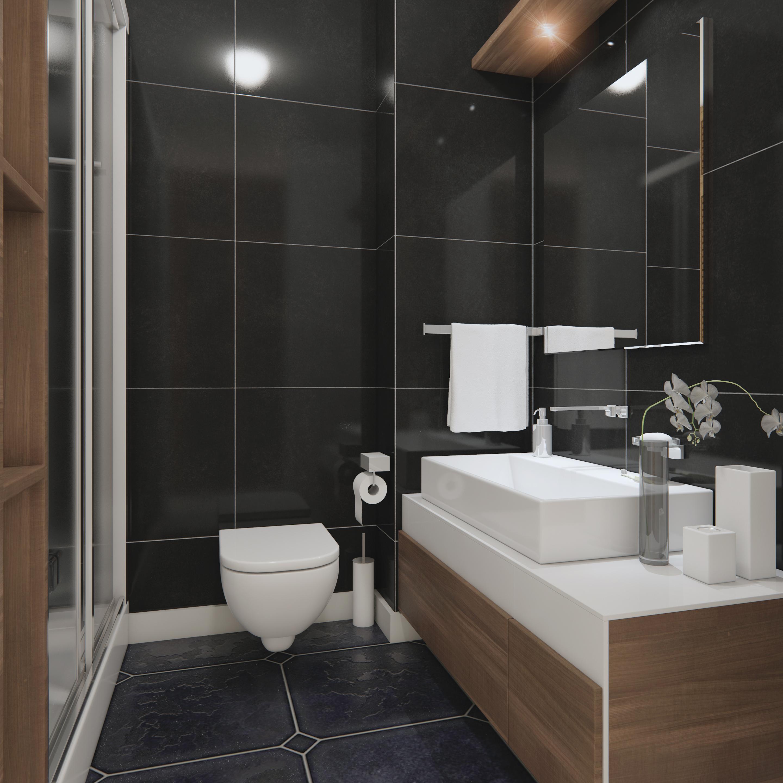 Camlidere, Campus, Bathroom