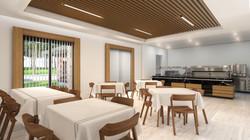 Camlidere, Campus, Cafeteria