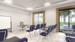 Camlidere, Campus, Classroom