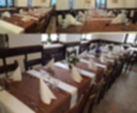 Saal, 40 Personen, Restaurant Pizzeria Sonne, Rüti ZH, Anlass, Geburtstag, Hochzeit, Leidmahl, Feier, Firmen essen, Weihnchtsessen