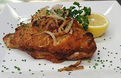 Cordon Bleu Chef Art Samir Boussetta, Restaurant Pizzeria Sonn, Rüti ZH