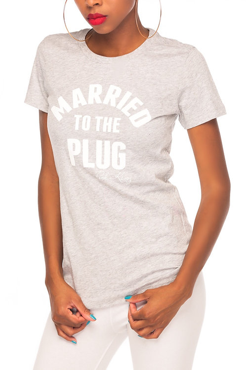 MARRIED TO HIM TEE