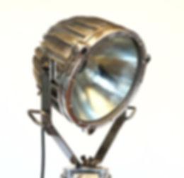 Kranscheinwerfer