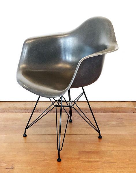 Eames Armchair elephantgrey