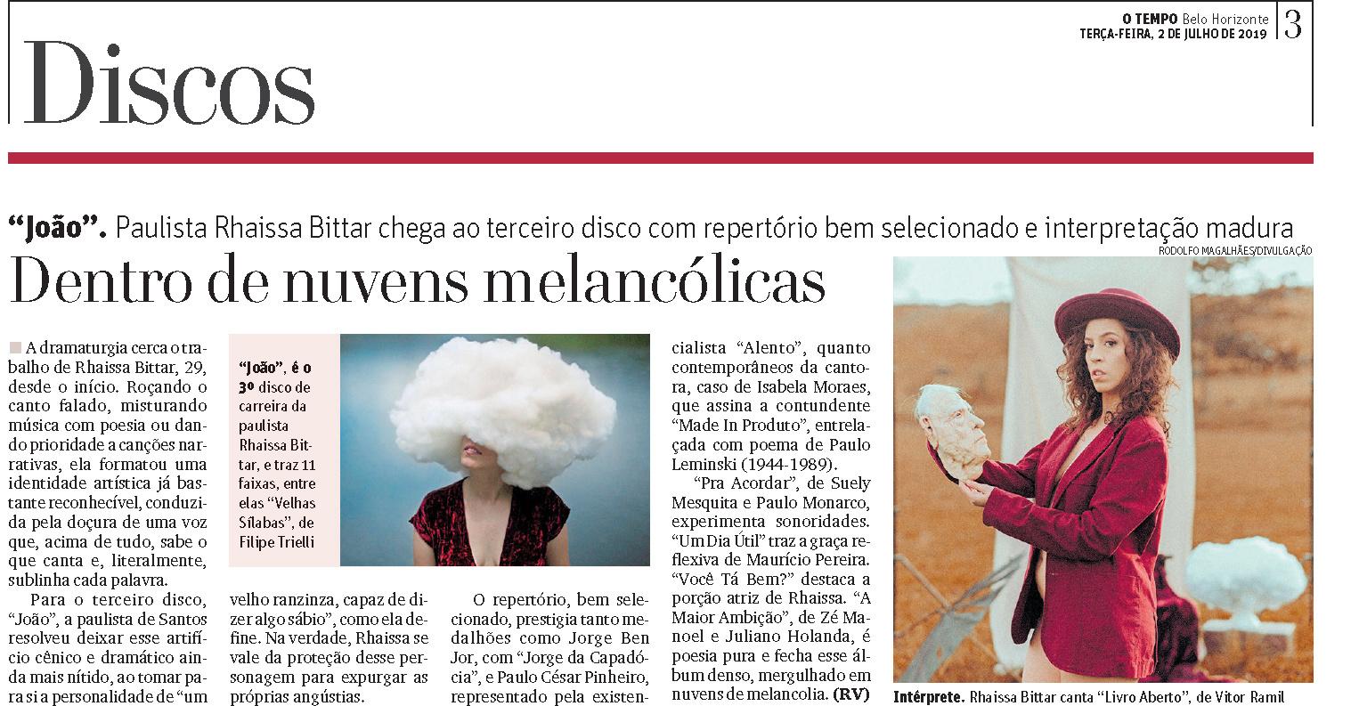 Jornal O Tempo jun 2019