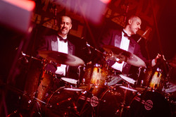 Diego Gil: drums