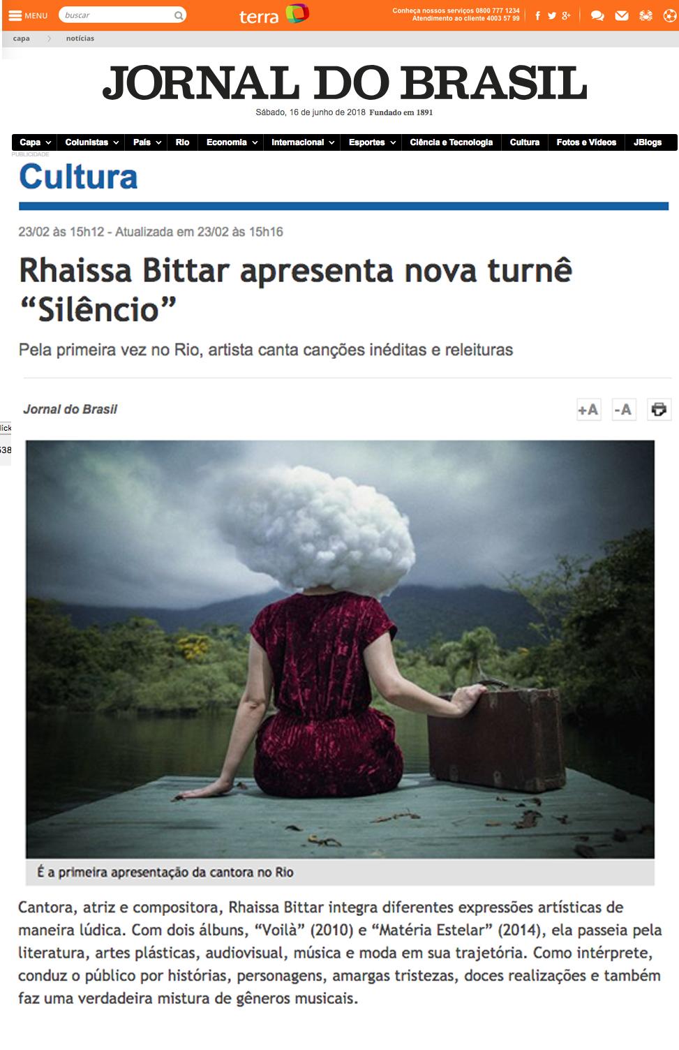 Jornal do Brasil - RJ