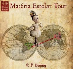 Turnê na China