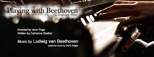 Playing wit Beethoven Publicity Image
