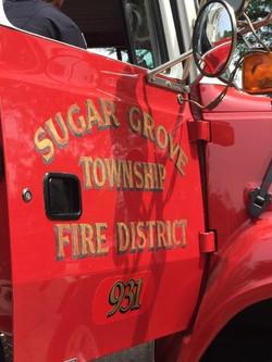 July 4 2017 - Fire Truck