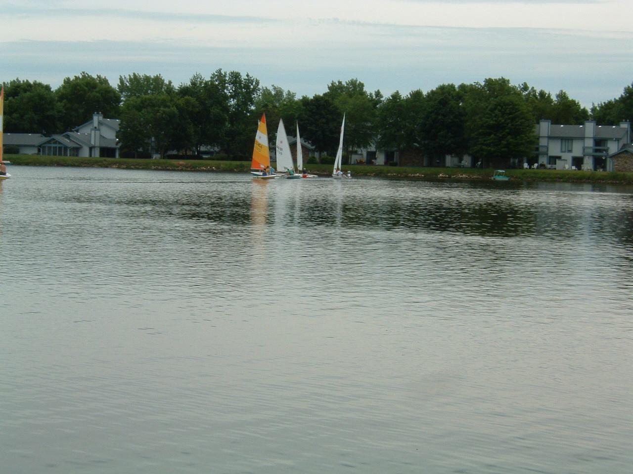 Lake Prestbury