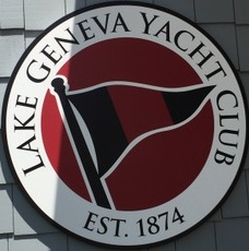 Lake Geneva Yacht Club Logo