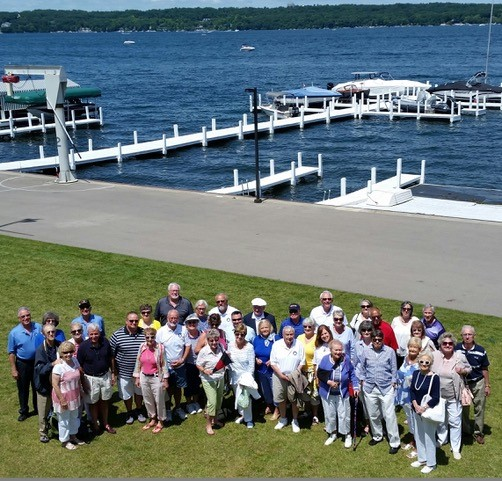 Lake Geneva Yacht Club Trip Group