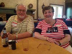 Memorial Day 2017 - Steve and Laura Fulton