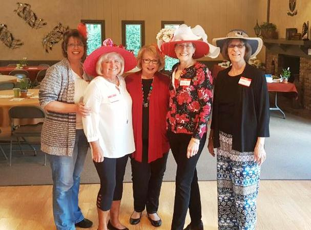 Bingo Committee - Linda Fielding, Margie Thorgesen, Bonnie Mayer, Alice Osterman, Mary Kreitling