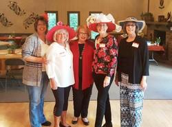 Bingo Committee - Linda Fielding, Margie Thorgesen, Bonnie Mayer, Alice Osterman, Mary Kreitling