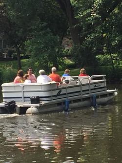 July 4 2017 - Float Boat Rides