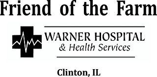 Warner Hospital & Health Services Wagon.