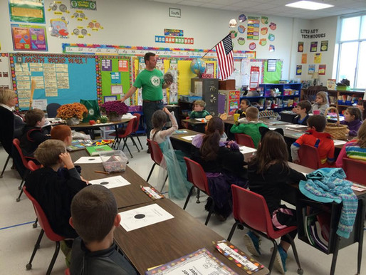 Trick or Treat With Ag In The Classroom