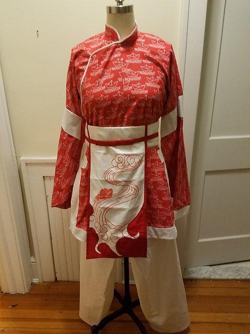 Babs Who Takes Pictures: Kimono Outfit