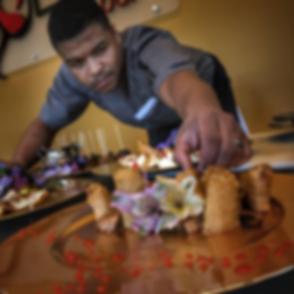 Chef Michone Denae Arrington | The Art Of Yum | Michi Sauces | CONNECTICUT CHEF