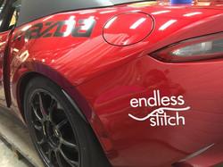 Endless Stitch LLC | Custom Decals