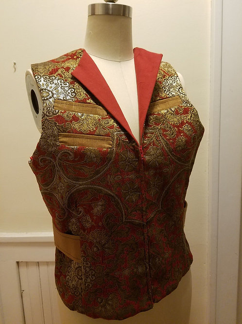 Babs Who Takes Pictures: Men's Vest 2